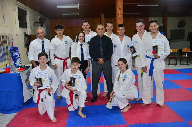 Taekwondo: Exámenes en la escuela Ki Do Kwan