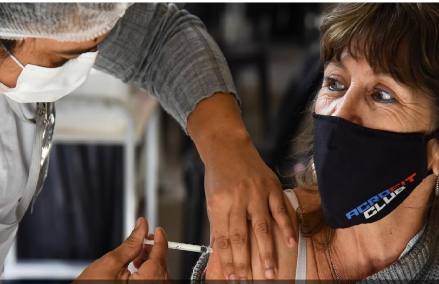 La provincia de Santa Fe, recibió más vacunas Sputnik V