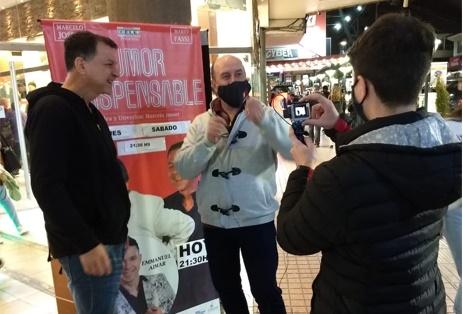 Mario Fassi, no presenta «Humor Indispensable» Su obra en Carlos Paz.