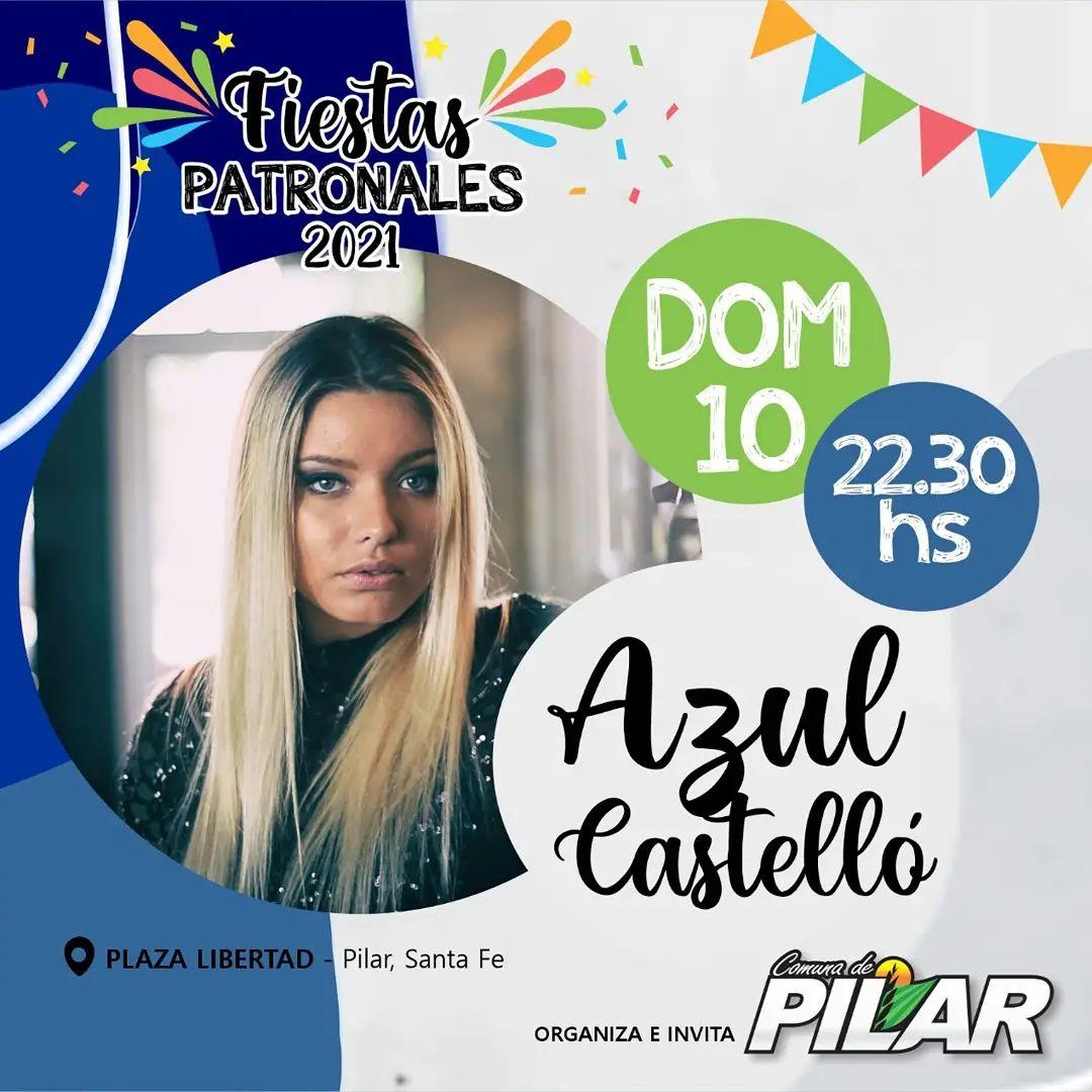 Fiestas Patronales de Pilar