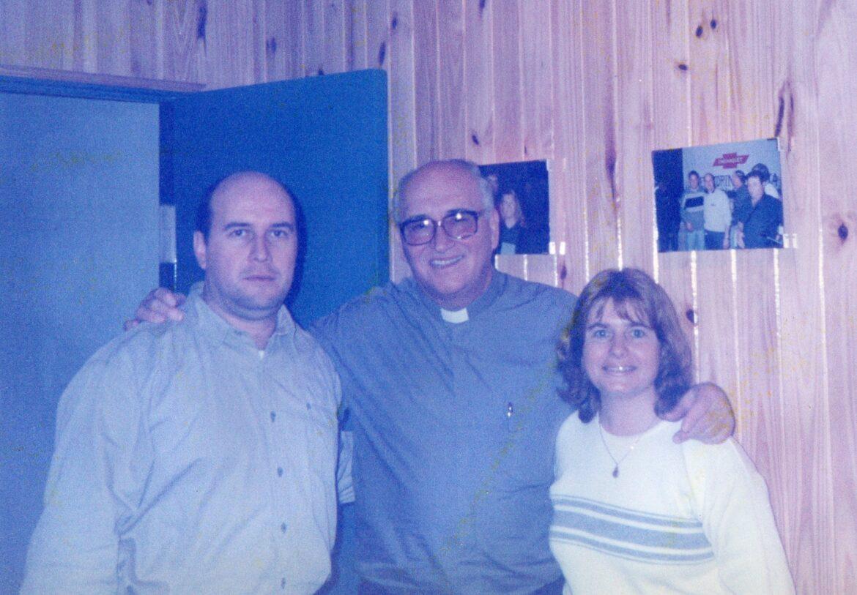 Falleció el Padre Ceschi